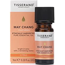 May Chang Essential Oil Tisserand 0.32 oz Oil
