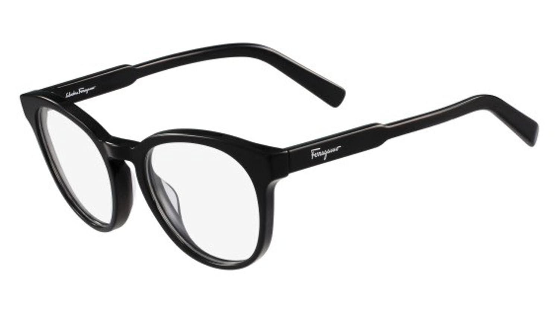 8cba773ba4 Amazon.com  Salvatore FERRAGAMO Rx Eyeglasses - SF2762 001 - BLACK  (51-19-140)  Clothing