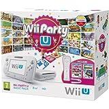 Wii U - Console 8 GB Wii Party U Basic Pack, Bianco [Bundle]