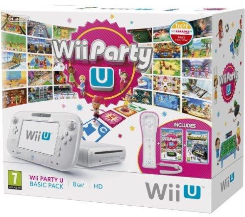41 opinioni per Wii U- Console 8 GB Wii Party U Basic Pack, Bianco [Bundle]
