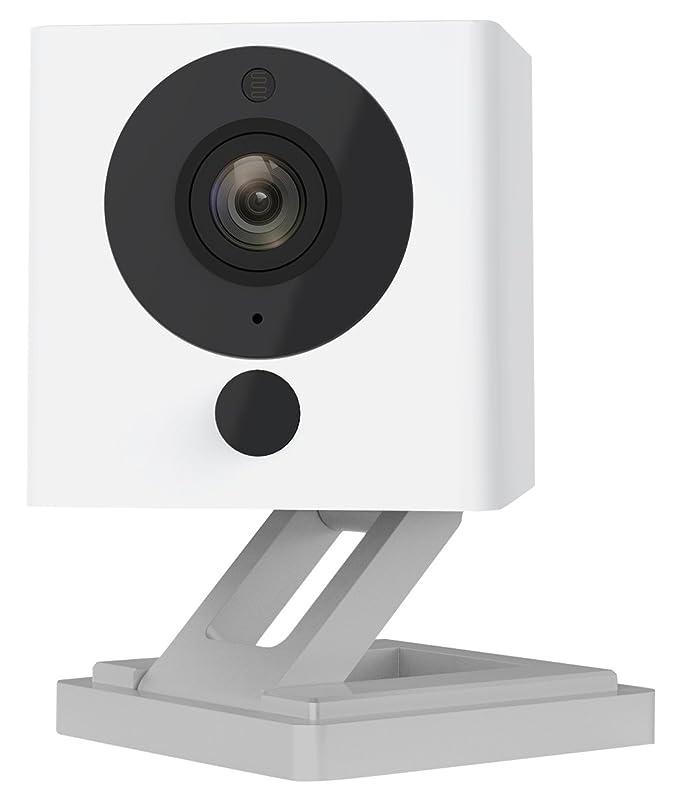 Wireless Smart Home Camera with Alexa