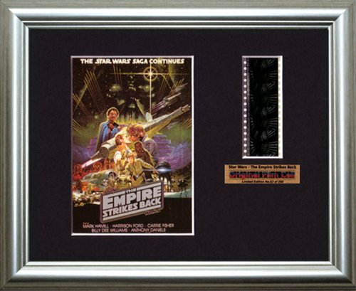 Star Wars - The Empire Strikes Back - Framed filmcell picture (s)