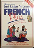 Just Listen 'N Learn French Plus, Brian Hill, 084424645X