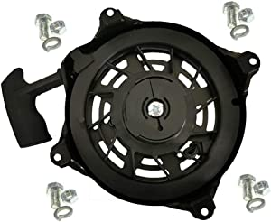ZHIHUI 497680 Rewind Recoil Starter Fits for Briggs & StrattonToro Lawnboy MTD Snapper Lawnmower Oregon 31-068 and Rotary 12368 Lawn Mower Recoil Pull Starter