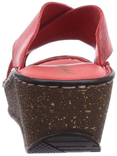Rot Rot Red 021 Clogs 0799224002 Andrea Conti Women's FqwYn7R