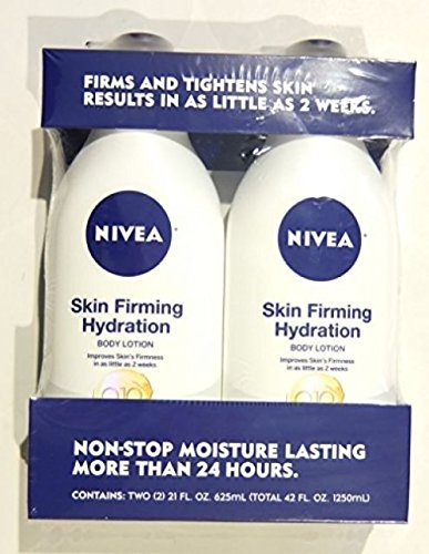 Nivea Skin Firming Hydration 2.5 OZ. (PACK OF (Skin Firming Moisturizing Lotion)