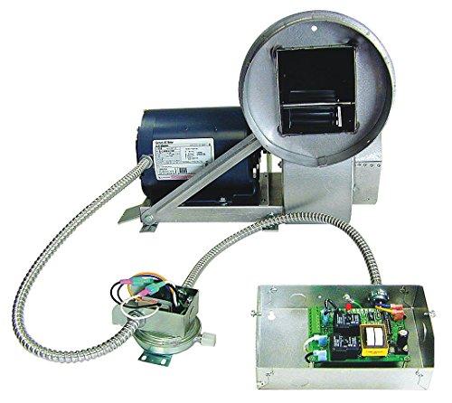 (Tjernlund HS4 Gas Sidewall Power Venter Fan)