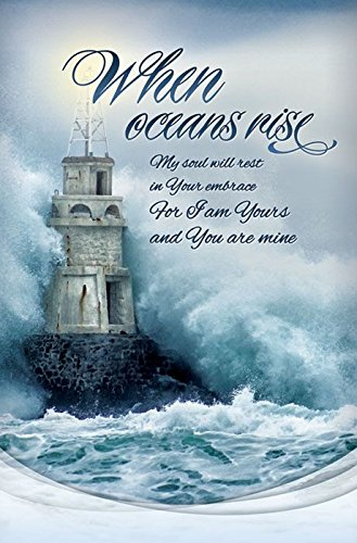 General Worship Bulletin - When oceans rise... - (Package of 100)