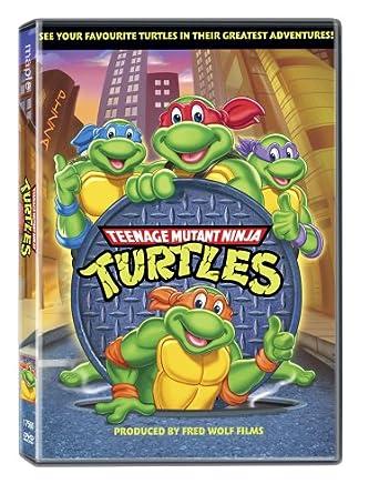 Amazon.com: Teenage Mutant Ninja Turtles: Cam Clarke ...