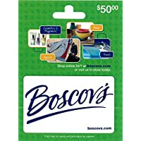 Deals on $50 Boscovs Gift Card