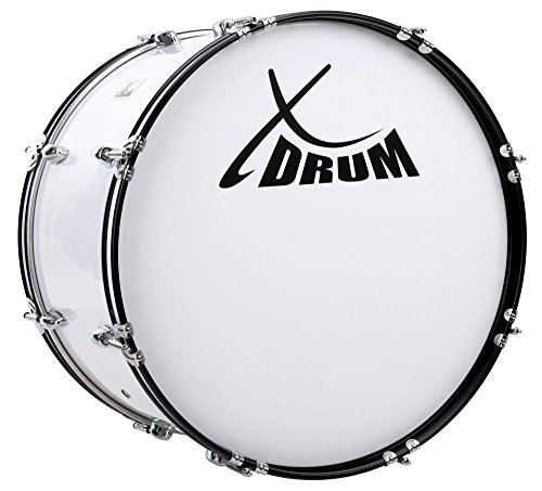 XDrum MBD-226 Marsch Bass Trommel, Fußball Pauke 26