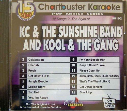 Pro Artist: Kool/Gang Kc & Sunshine Band - Kool Karaoke