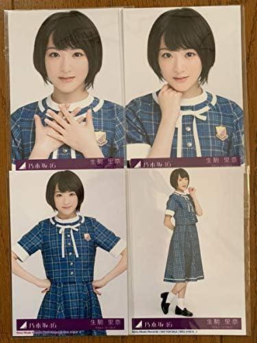 乃木坂46 裸足でSummer 特典生写真 生駒里奈 コンプ