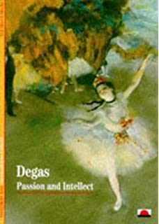 Degas Passion And Intellect New Horizons