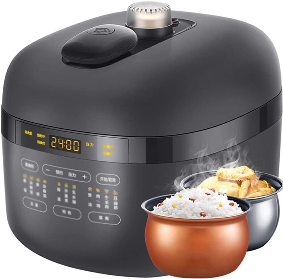 Pressure Cook, digital multi-function pressure cooker, automatic pressure release, adjustable pressure control Pressure Cook, slow cooker, rice cooker