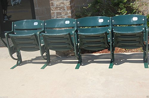 Ballpark at Arlington Stadium Seats Set of 4 TEXAS RANGERS Baseball World Series - Ballpark Texas Arlington Rangers