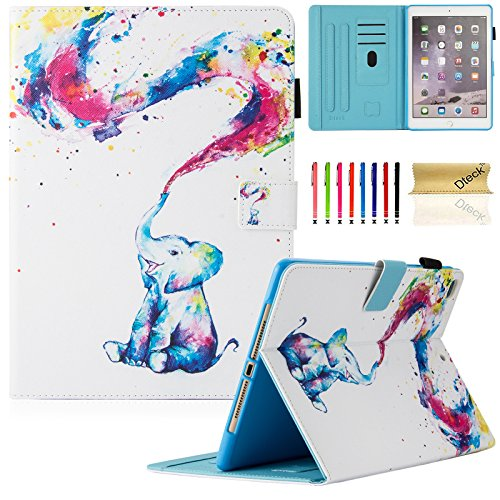 Dteck iPad 9.7 inch 2018 2017 Case / iPad Air Case / iPad Ai