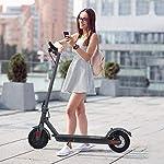 ScooterTrip-Monopattino-Elettrico-Pieghevole-velocit-Massima-30kmh-30-km-di-Autonomia-Ruote-85-Pneumatici-Unisex-Adulto