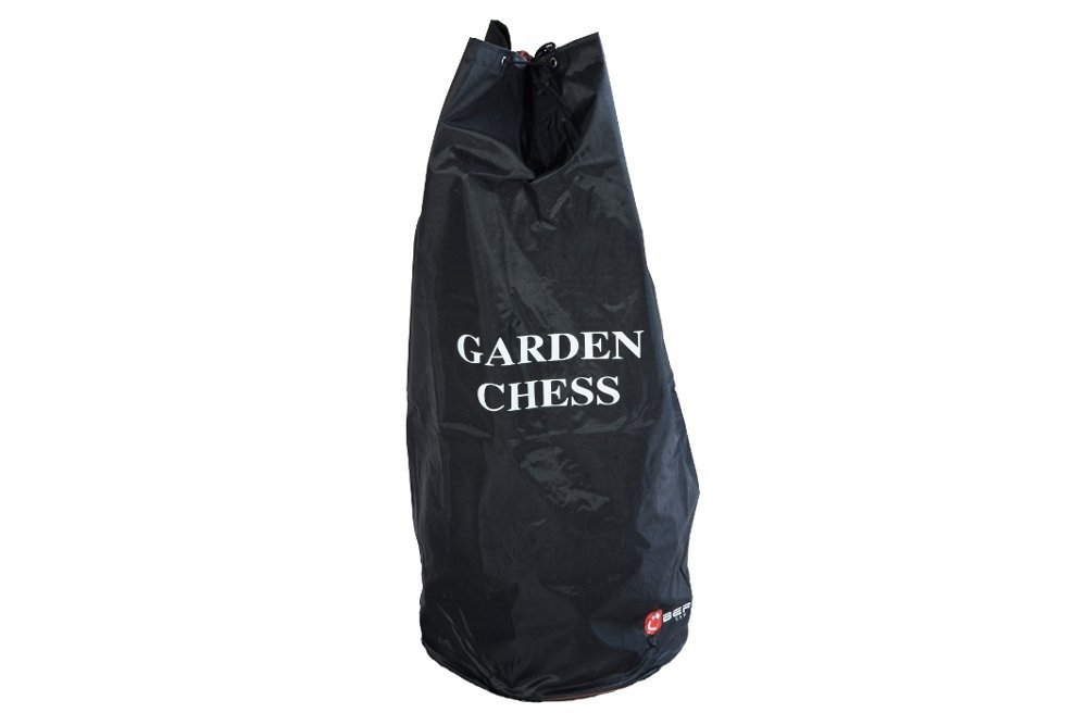 Uber Games Carrying Bag for Garden Chess Game Pieces Set - Nylon