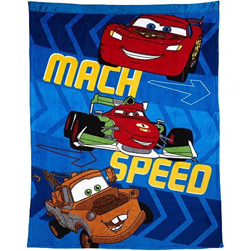 - Disney Cars Toddler Blanket