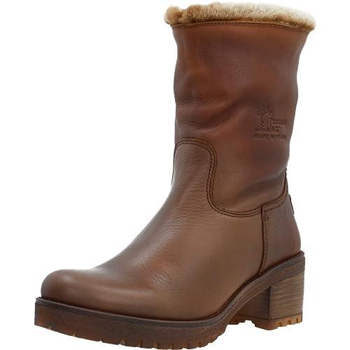 104f0f59 Botas de Mujer Panama Jack PIOLA B5 Napa Grass Cuero Talla 41: Amazon.es:  Zapatos y complementos