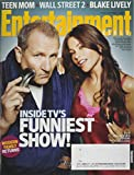 Entertainment Weekly Magazine October 1 2010 (#1122)