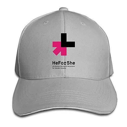 Heforshe Un Women Solidarity Movement Sandwich Cap Style