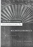 Introduction to Microeconomics, Stockman, 003021839X