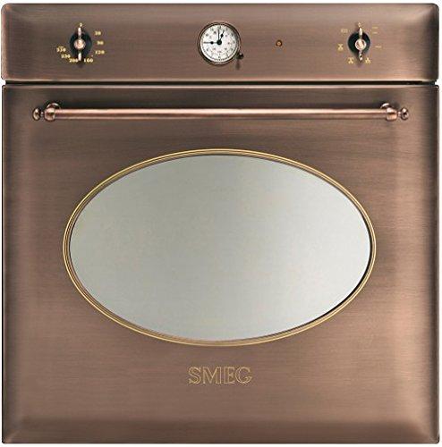 Smeg SF850RA Forno elettrico 72L A-10% Rame forno: Amazon.it: Team ...