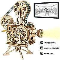 ROKR 3D Wooden Puzzle Mechanical Model Kits Deals
