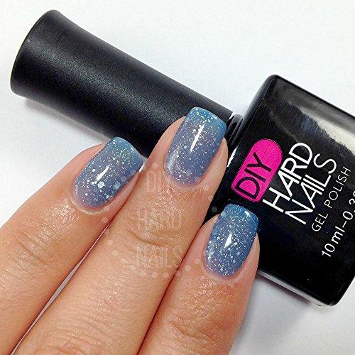 Gel Nail Polish Qatar: Best Temperature Color Changing UV Soak Off Gel Nail