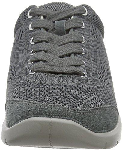 Archer Gris 64 Homme Baskets grey Hotter 0wB4ZYPq4