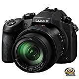 PANASONIC LUMIX FZ1000 4K Point and Shoot Camera, 16X LEICA DC...