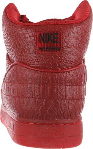 Nike Menns Luft Python Prm Basketball Sko Gym Rød, Svart