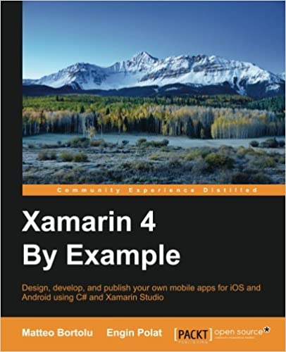 Xamarin 4 Example Matteo Bortolu