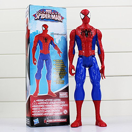 30 CM (Spiderman 3 Black Suit Costume Replica)