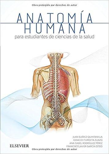 Anatomía humana para estudiantes de ciencias de la salud: Amazon.es ...
