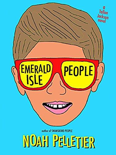 Emerald Isle People: A Coming-Of-Age Tale (Tallon Jackson Book 1)