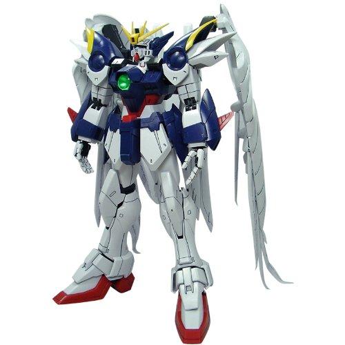 Bandai Wing Gundam Zero Custom 1/60, Perfect Grade (Best Perfect Grade Gundam Model Kit)
