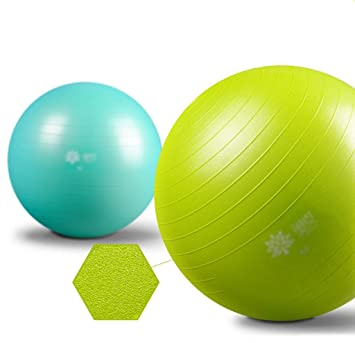 NA Espesar la pelota de yoga, fitness masculino y femenino Perder ...