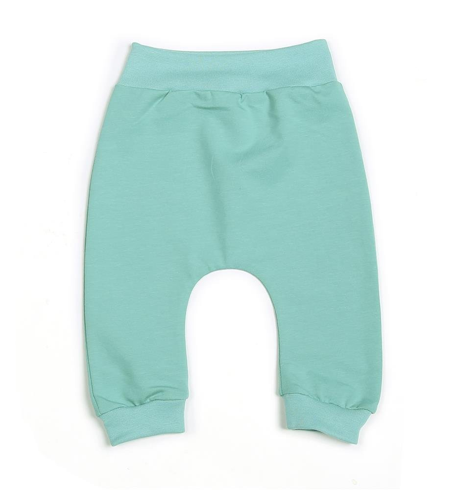 Mundo melocot/ón Baby Girls Trousers Green 86-92 cm