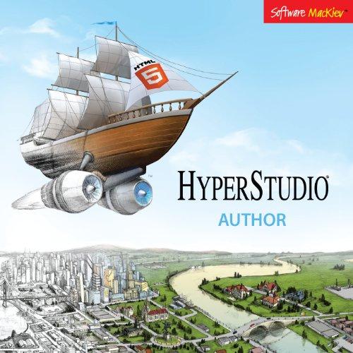 HyperStudio AUTHOR by Software MacKiev