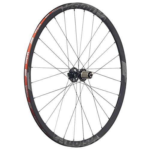 FSA Vision Trimax 30 Disc Bicycle Wheelset - Sram/Shimano 11 Speed - Black Decal - 710-0015091050 -  Vision by FSA