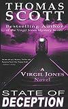 STATE OF DECEPTION (Virgil Jones Mystery, Thriller & Suspense Series) by  Thomas Scott in stock, buy online here