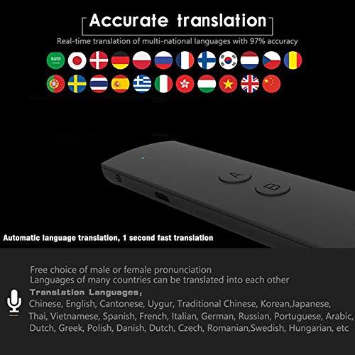 OOOUSE Language Translator Device, Smart Portable: Amazon co