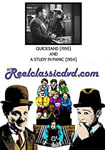 QUICKSAND (1950) and A STUDY IN PANIC (1954)