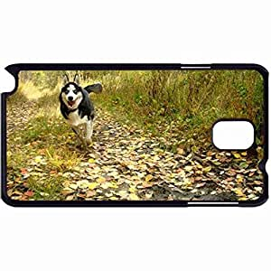 New Style Customized Back Cover Case For Samsung Galaxy Note 3 Hardshell Case, Back Cover Design Dog Personalized Unique Case For Samsung Note 3