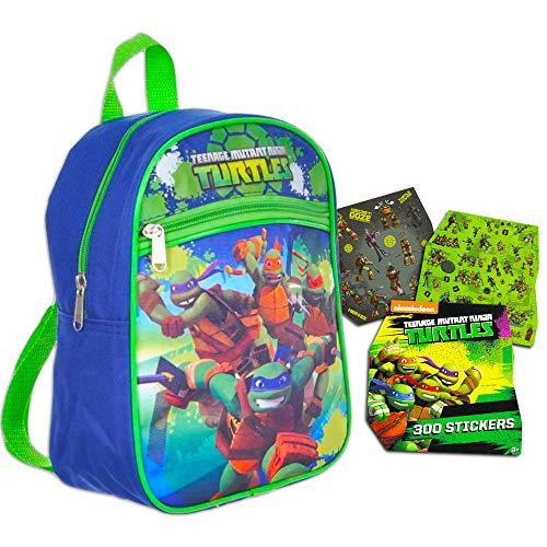 ninja turtle backpack toddler - 4