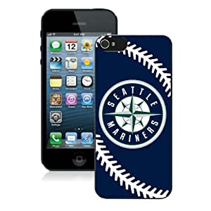 MLB Seattle Mariners Iphone 5 Case Iphone 5s Cases Phone Cases Free Shipping Protector