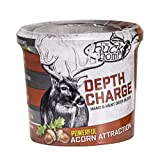 Hunters Specialties 200004 Buck Bomb Depth Charge Hanging Attractant, Acorn